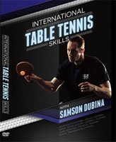 DVD: Internatinoal Table Tennis Skills