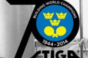 STIGA 70th Anniversary Video