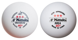 Nittaku Poly Balls