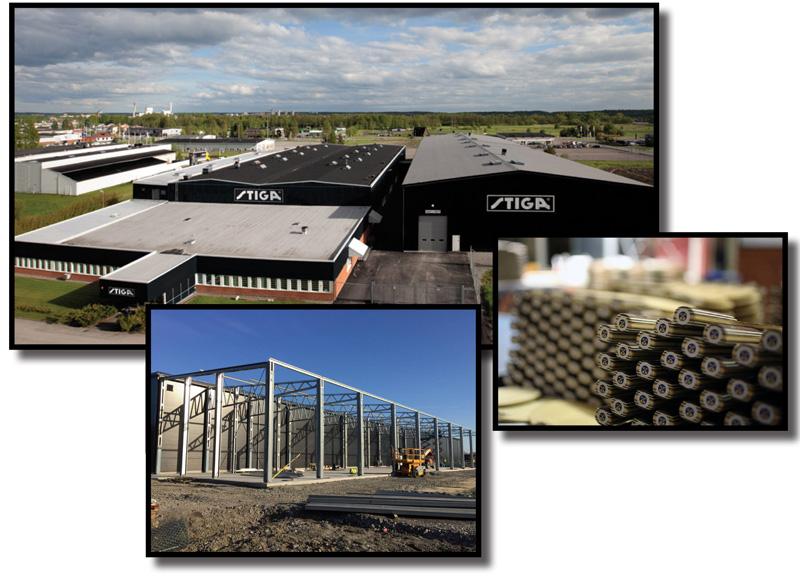 STIGA-factory