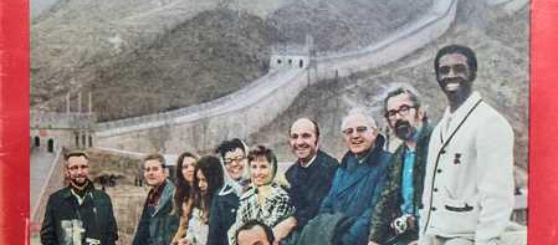 San Francisco Celebrates Ping Pong Diplomacy
