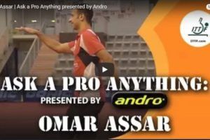 Omar Assar –  Ask a Pro Anything presented by Andro