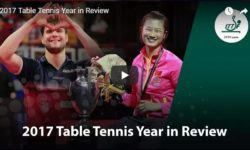 ITTF Year in Review - 2017