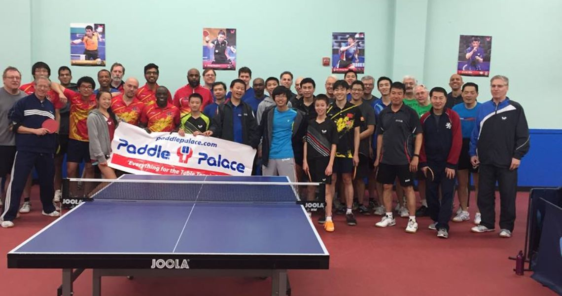 Capital Area Table Tennis Team League