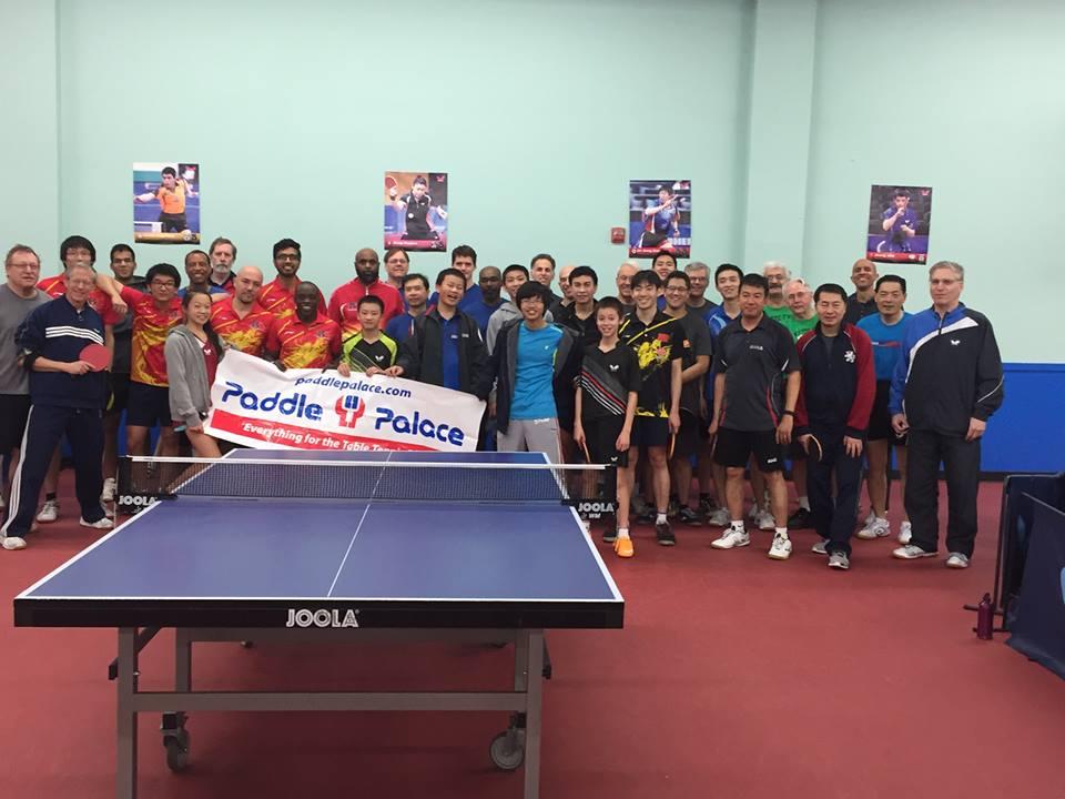 The Capital Area Table Tennis Team League