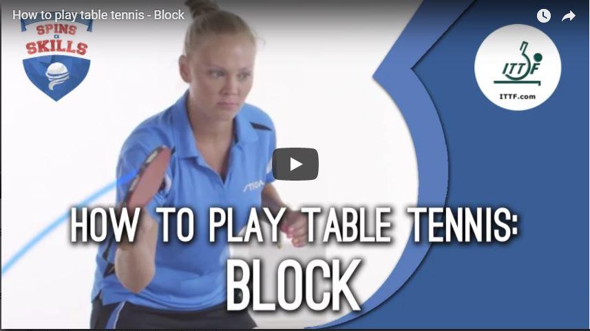 ITTF Block
