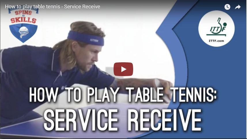 ITTF Service Return