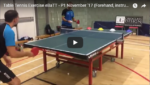 Eli Baraty Table Tennis Coach