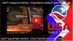 USATT STIGA Mantra Review