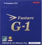 Nittaku Fastarc G-1 Rubber