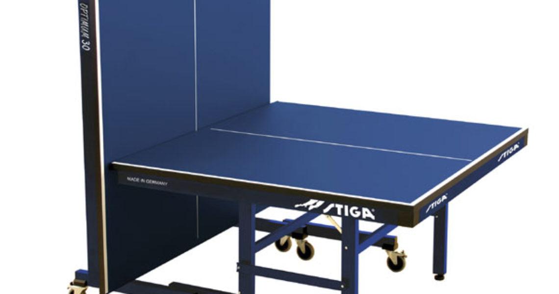 STIGA Table Production Sneak Peek