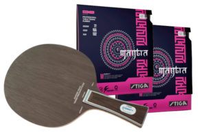 Stiga Eternity VPS with Stiga Mantra M Rubber