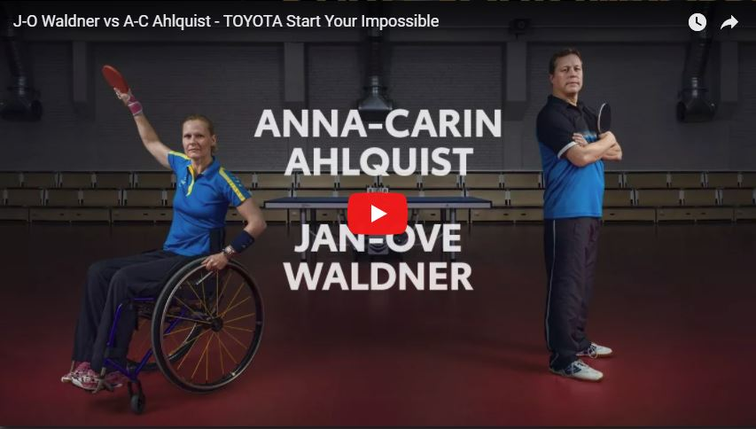 J-O Waldner vs A-C Ahlquist