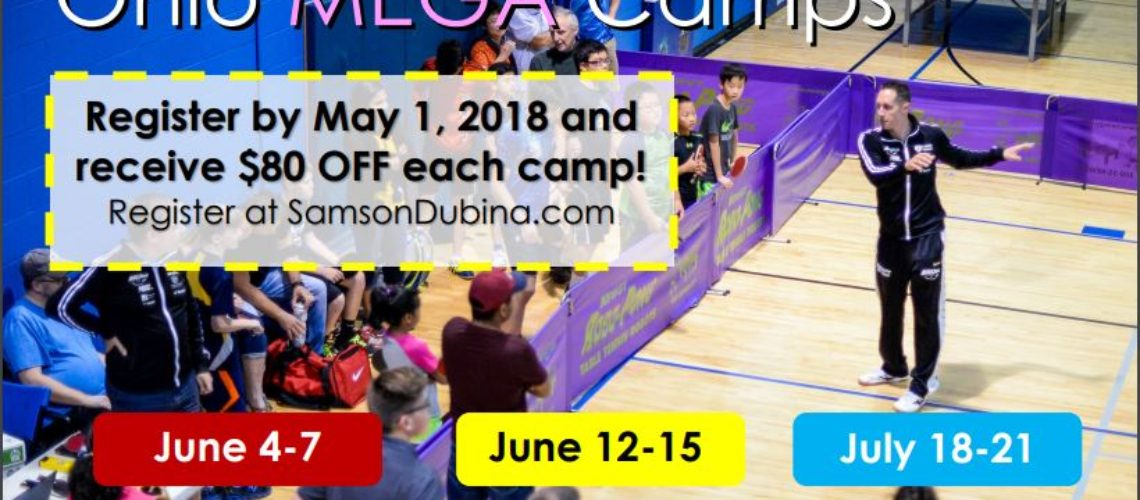 How to Test Ball Quality & Ohio Mega Camps with Samson Dubina