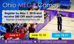 Ohio Mega Camps!