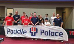 Paddle Palace Class 11 Clinic