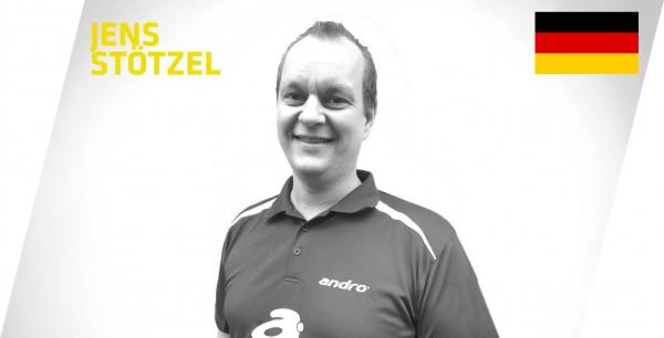 andro coach Jens Stoetzel