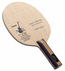 Nittaku Acoustic Carbon (Large Grip)
