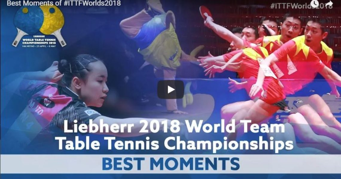 Best Moments of 2018 World Team Championships