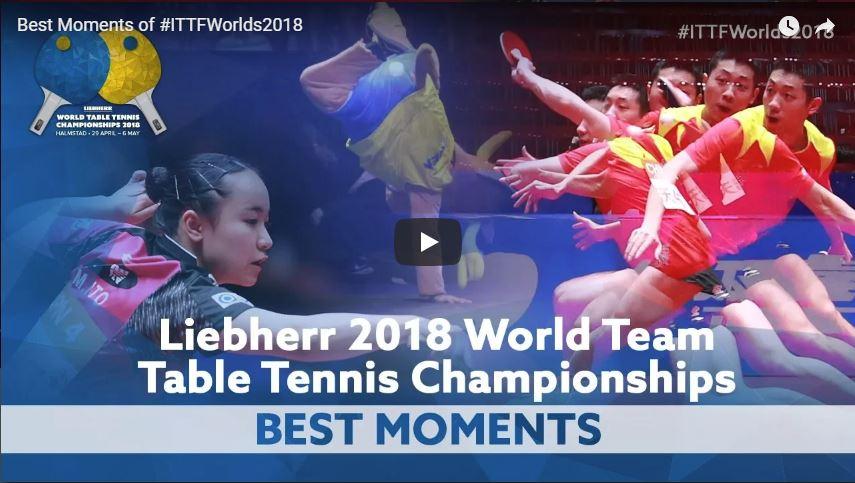 2018 World Team Championships