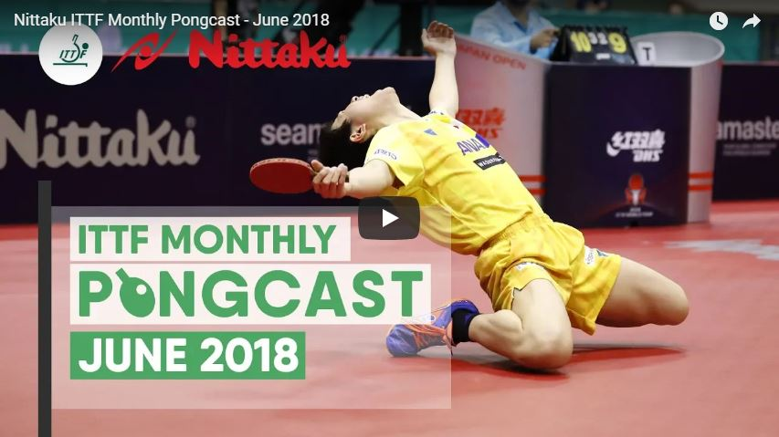 Nittaku Pongcast