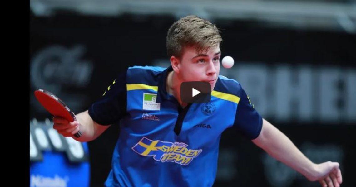 Vladimir Samsonov vs Truls Moregardh | ETTC 2018