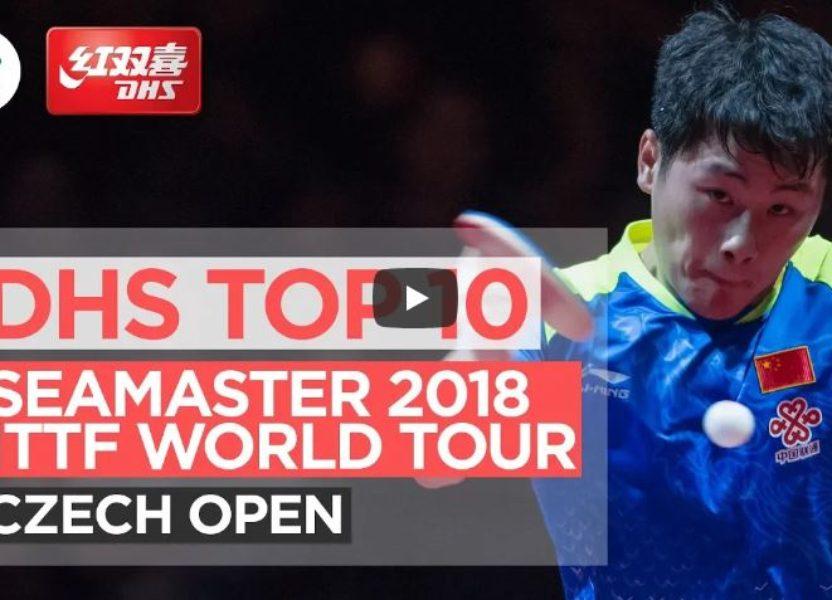 DHS ITTF Top 10 Points – 2018 Czech Open