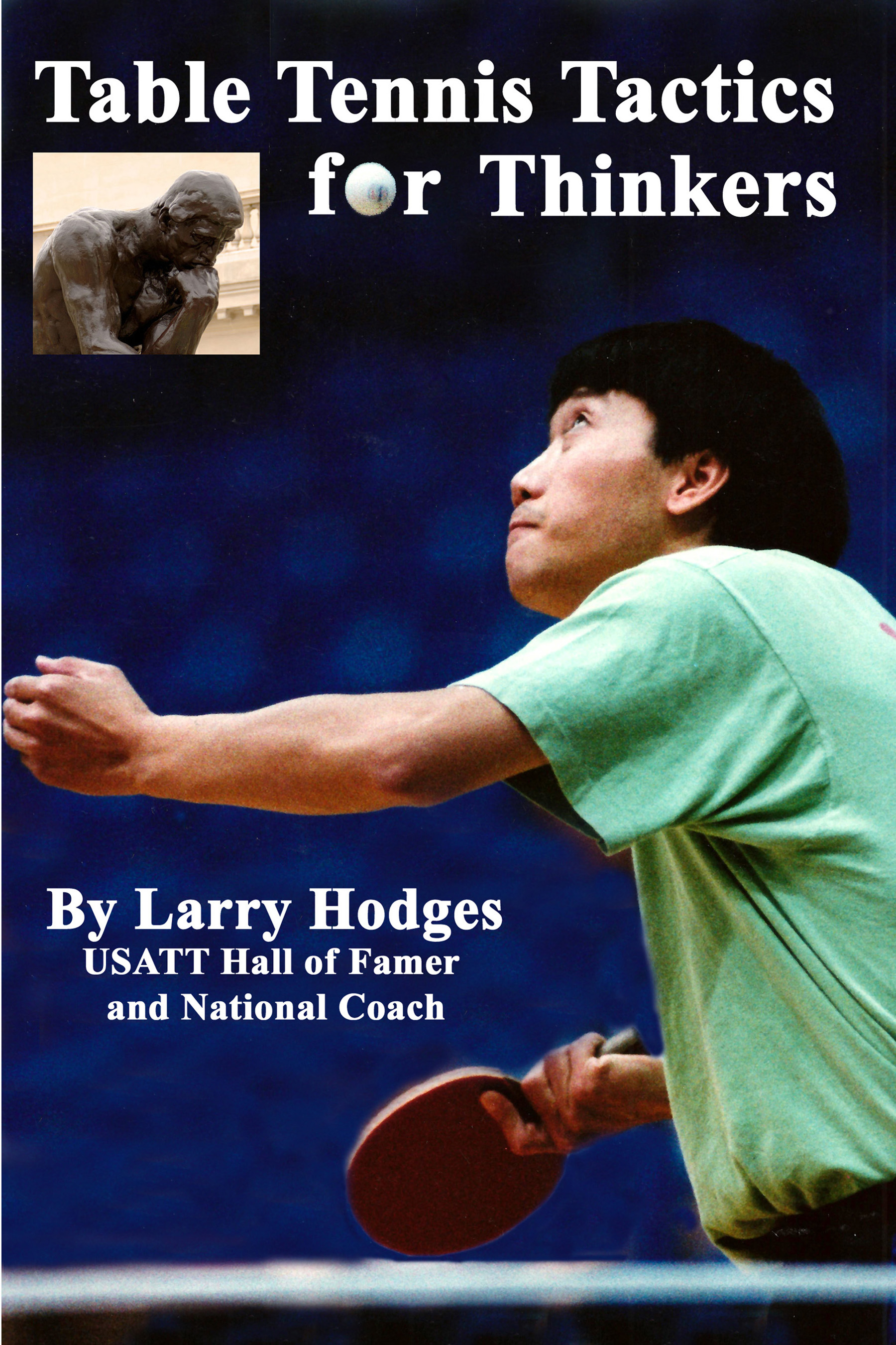 Table Tennis Tactics for Thinkers Book