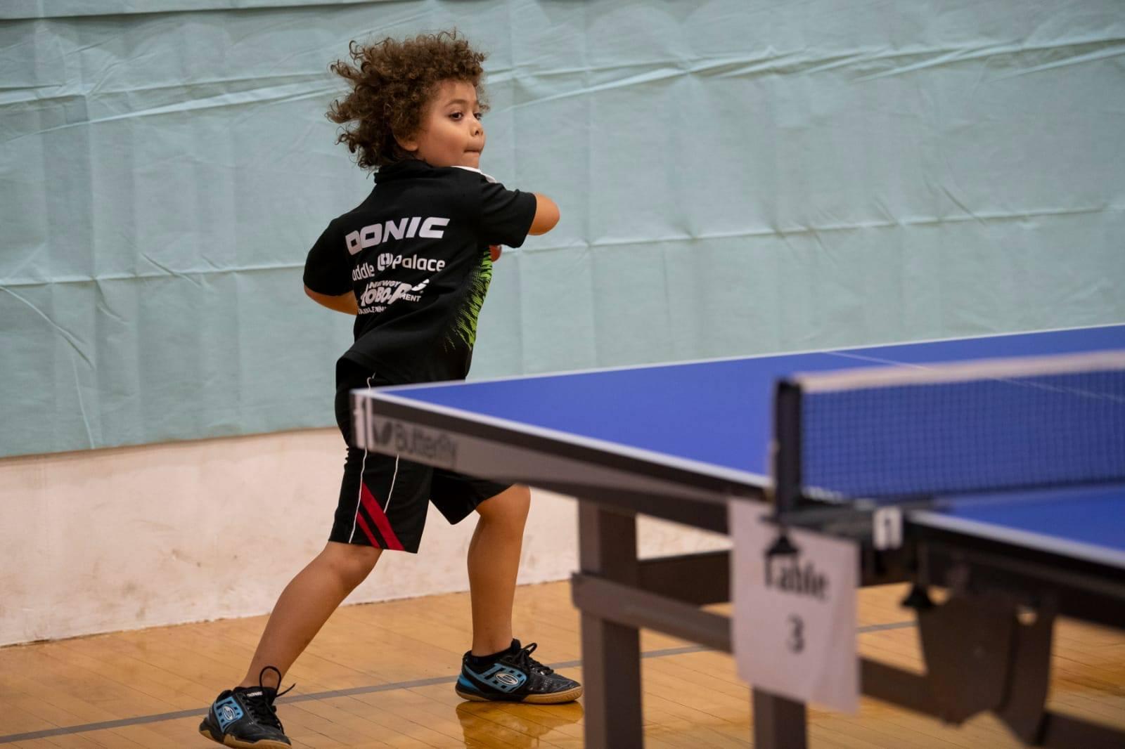 2018 C4NC NY Table Tennis Open