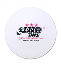 DHS 3-Star D40+ Balls
