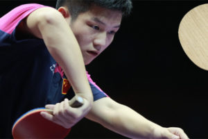 2018 ITTF Men's World Cup – STIGA Points of the Day