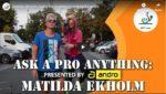 Maltida Ekholm Interview