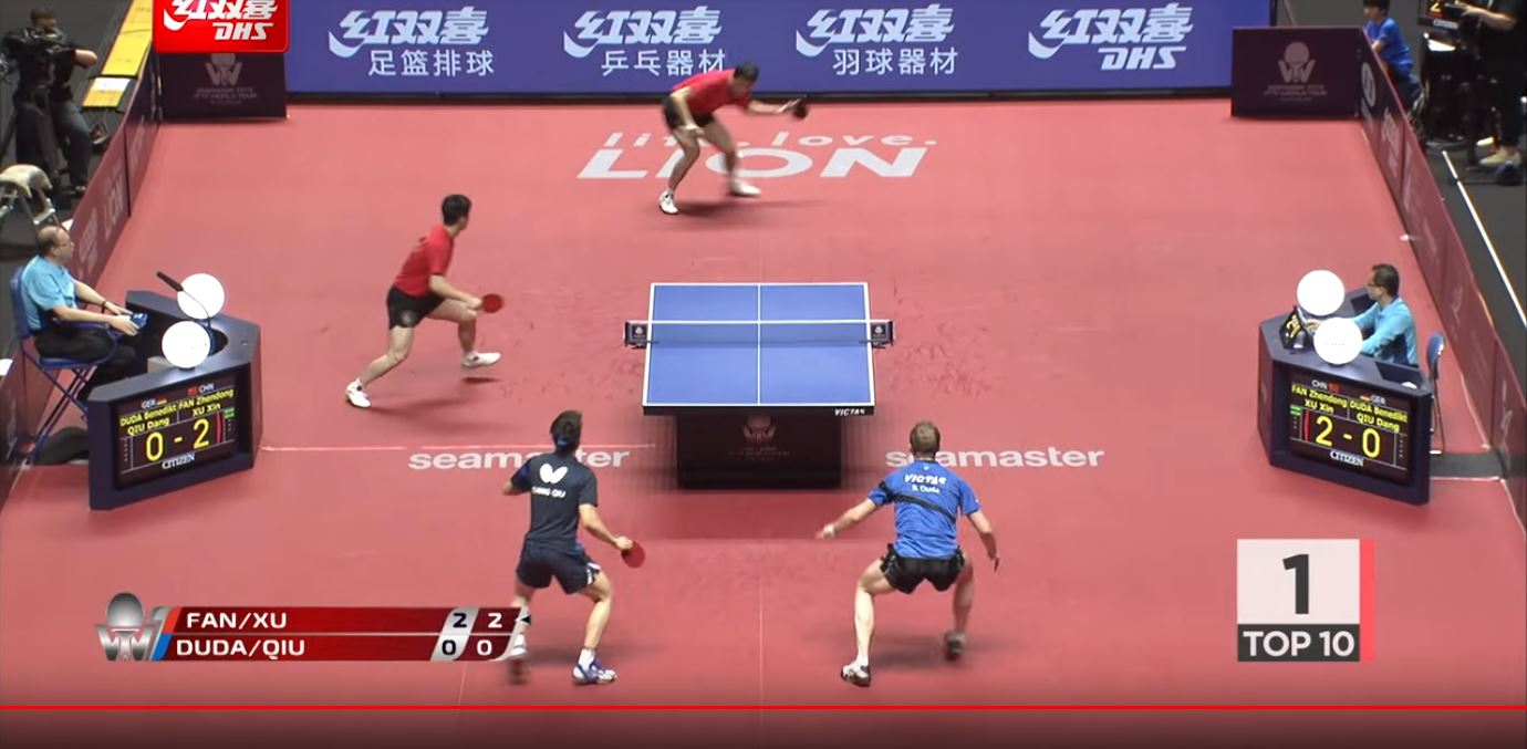 Dhs Top 10 2019 Ittf Japan Open Paddle Palace