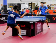 Samson Dubina Table Tennis Academy