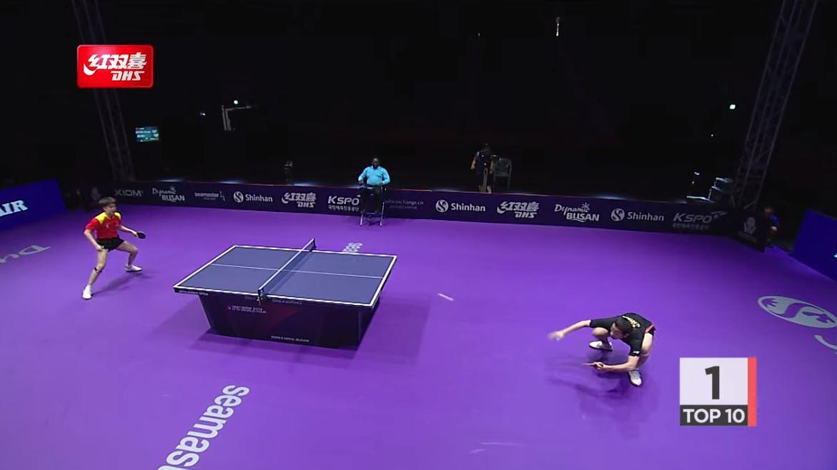 DHS Top 10 Points - Korea Open