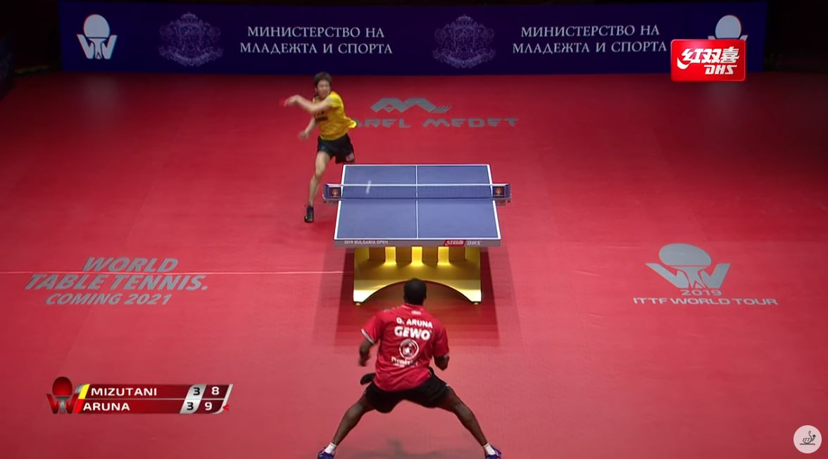 DHS Top 10 Points 2019 ITTF Bulgaria Open