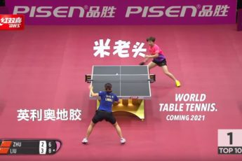 DHS Top 10 Points Uncle Pop 2019 ITTF Women's World Cup