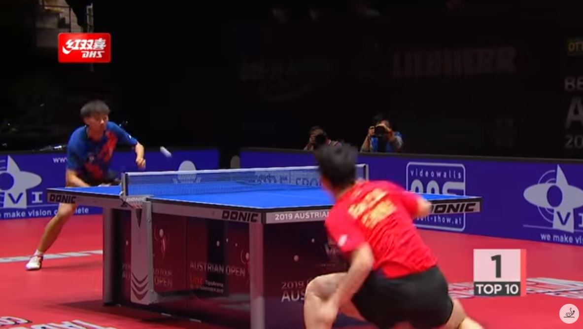DHS Top 10 Points | 2019 ITTF Austrian Open