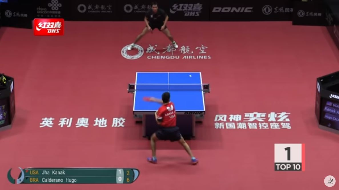 DHS Top 10 Points   Chengdu Airlines 2019 ITTF Men's World Cup