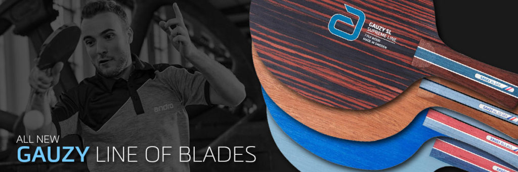 andro Gauzy Line of Blades