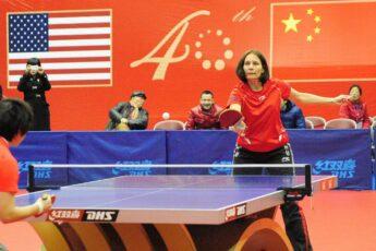 Ping Pong Diplomacy