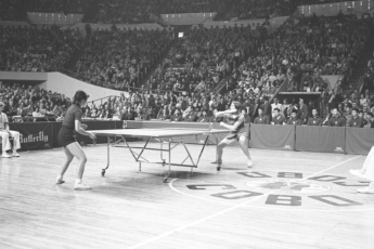 Ping-Pong Diplomacy Match