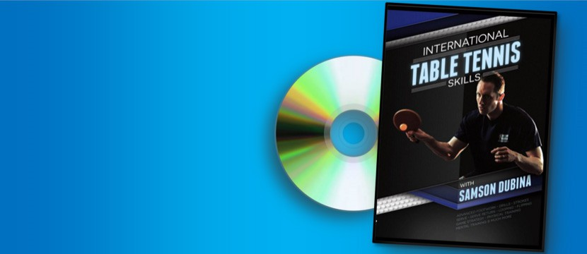New DVD! International Table Tennis Skills